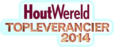 Houtwereld Topleverancier 2014